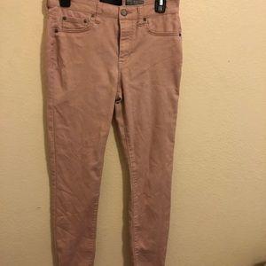 Soft Rose Aeropostale Jeans